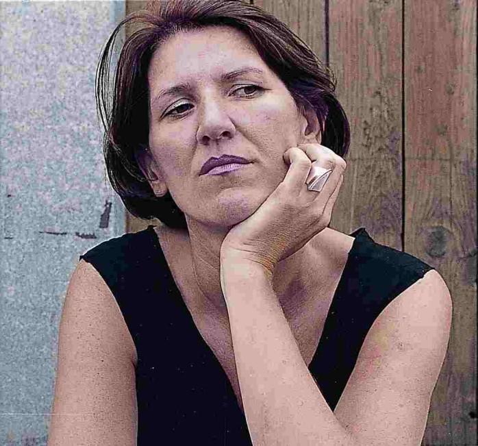 Christina Simon.Foto Björn Reißmann